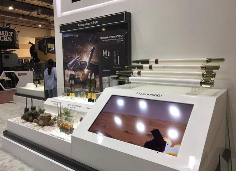 معرض مصر الأول للصناعات الدفاعية والعسكرية EDEX-2018 - صفحة 3 DtbVxwXX4AAtvtO