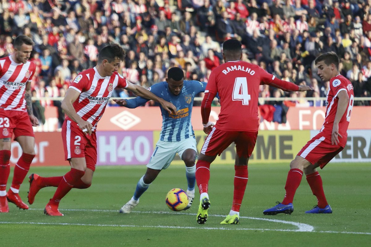 Buts Girona / Atletico Madrid résumé vidéo 1-1