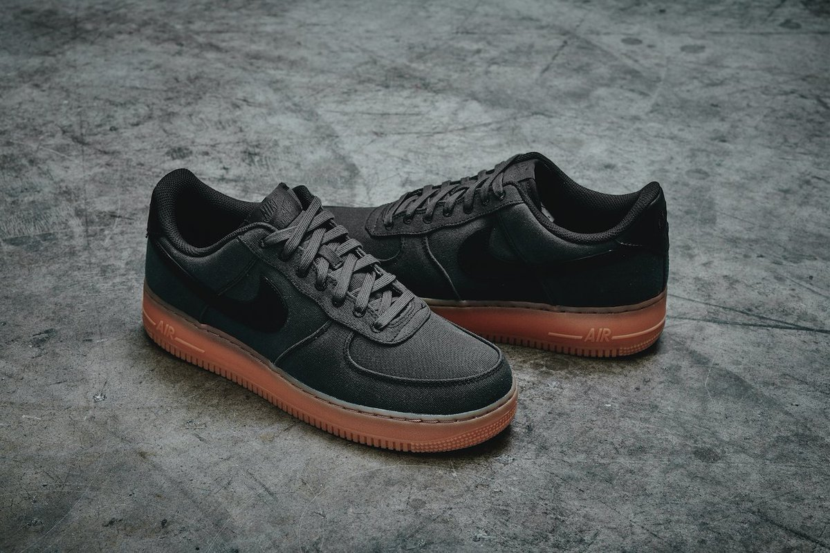 the best attitude a3149 9e121 Elevate Your Look With the  Nike Air Force 1  07 LV8 Style Gum Pack. Grab  Your Pair On Thursday. http   finl.co u5w pic.twitter.com LLXy0ljDUi