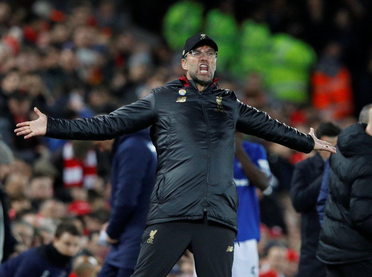 Video: Liverpool vs Everton
