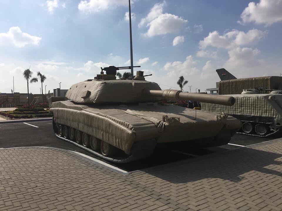 معرض مصر الأول للصناعات الدفاعية والعسكرية EDEX-2018 - صفحة 3 DtbwrCGWsAAsl82
