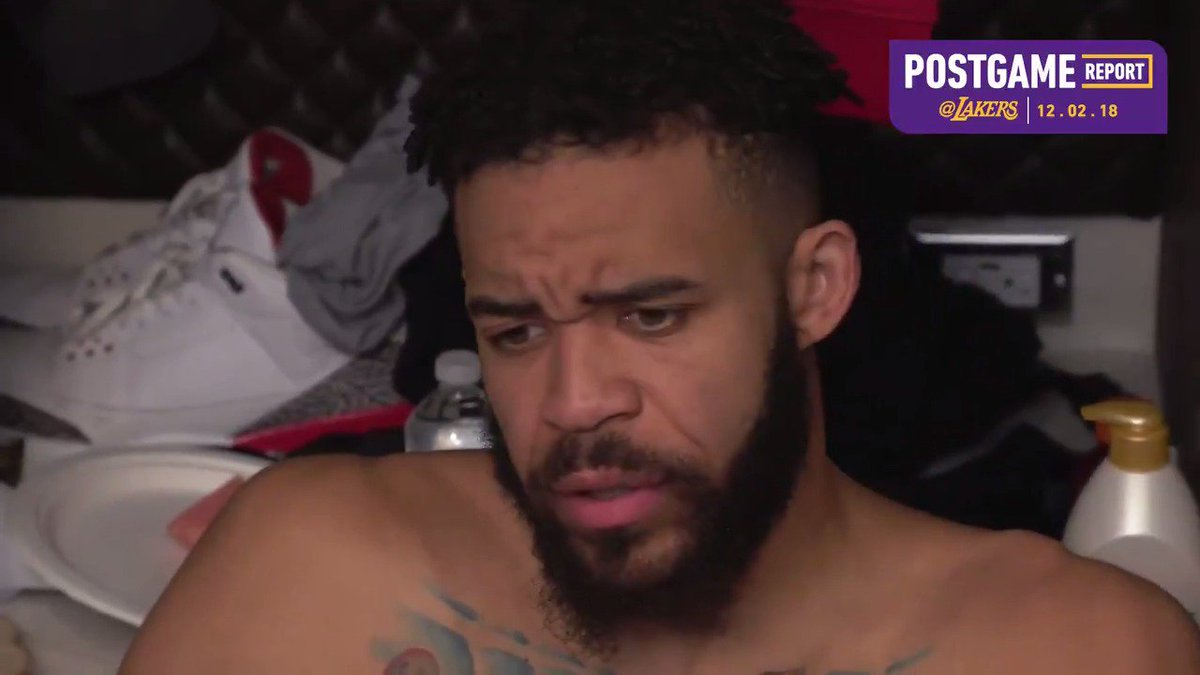 🎥 JaVale McGee talks about the impact the fans have, and the circle of positive energy the bigs have formed.