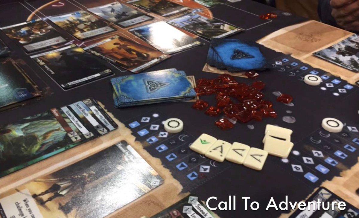 Résultats de recherche d'images pour «call to adventure board game»