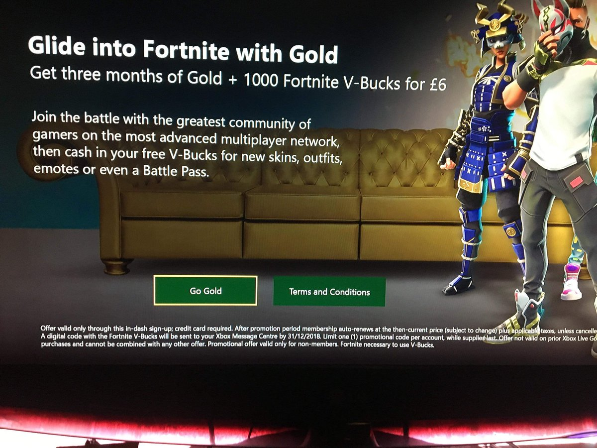 Fortnite Counter Attack Set Skin 2000 V Bucks Promo Key Code