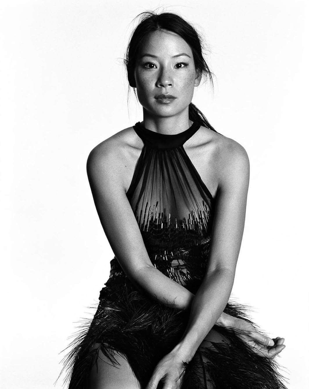 Happy Birthday Lucy Liu