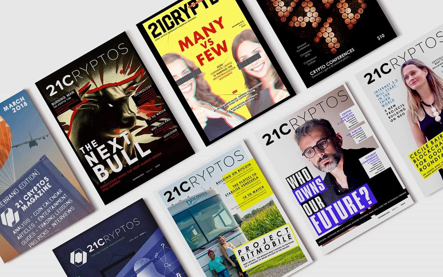 21 cryptos digital magazine