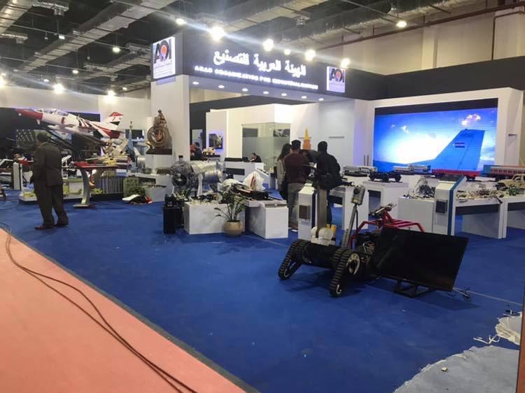 معرض مصر الأول للصناعات الدفاعية والعسكرية EDEX-2018 - صفحة 3 DtcOTm1WkAEq1vb