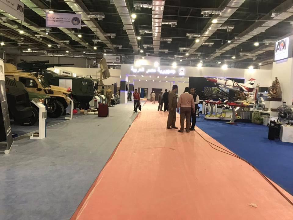 معرض مصر الأول للصناعات الدفاعية والعسكرية EDEX-2018 - صفحة 3 DtcOTmqXgAAGZCj