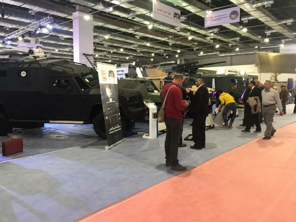 معرض مصر الأول للصناعات الدفاعية والعسكرية EDEX-2018 - صفحة 3 DtcOTmrWsAEbxpm