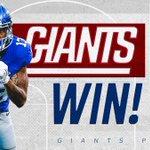 Giants Twitter Photo