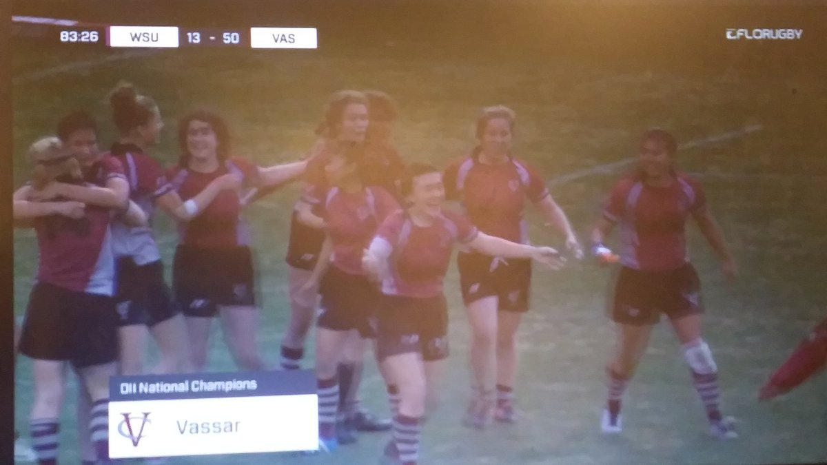 NATIONAL CHAMPIONS!! @VC_Rugby