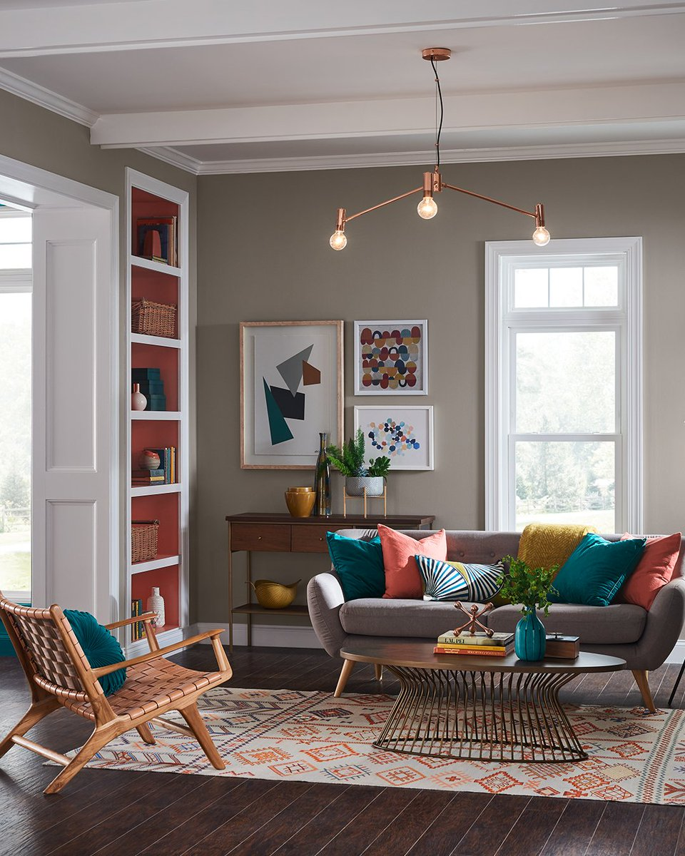 Sherwin Williams On Twitter The December Color Of Month Functional Gray Sw 7024 Is Tucked In And Ready For Sweaterweather Https T Co Zzybhqr5s4