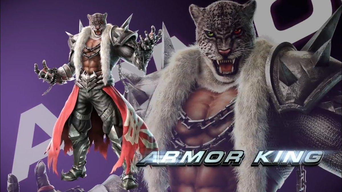 tekken 7 king grab combo