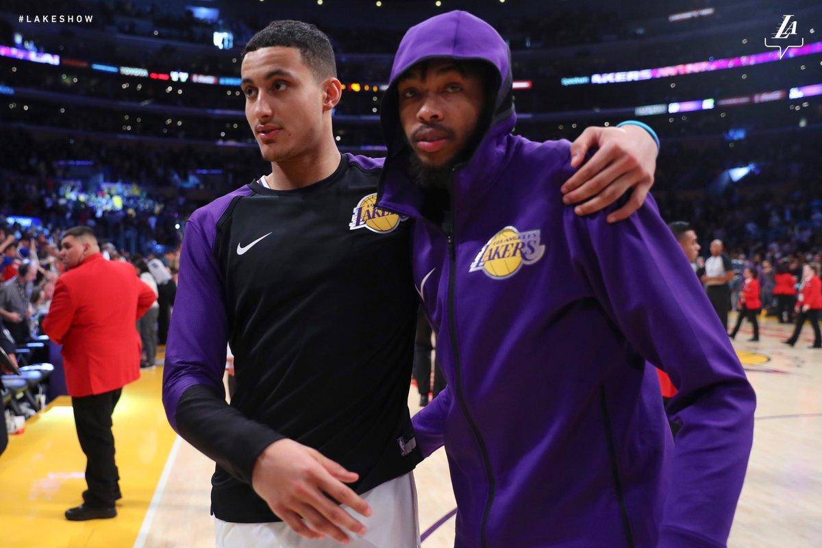 Make it three straight #LakersWins!!