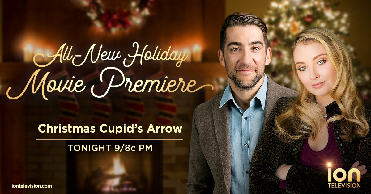 Christmas Cupid.Ion Television On Twitter Will Holly Fall For The Poetic