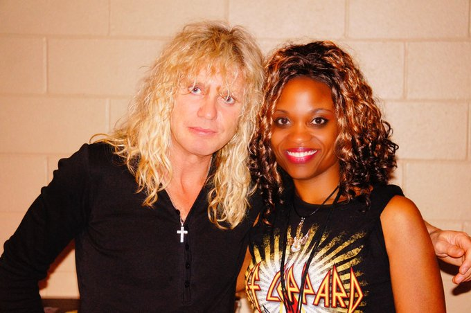 Wishing my favorite bassist and muse, Rick Savage, a very Happy Birthday!