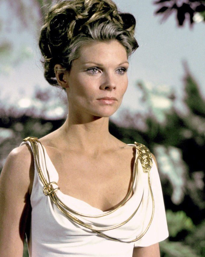 Almost missed it:  Happy Birthday to the FIRST (1974) on TV, Cathy Lee Crosby.