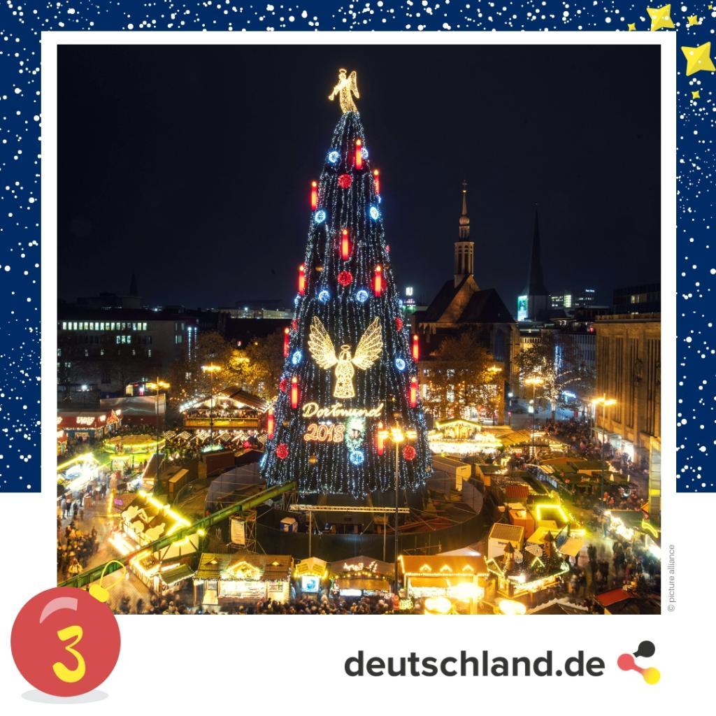 Höchster Weihnachtsbaum Deutschlands.Deutschland De On Twitter Wusstet Ihr Dass Der Höchste