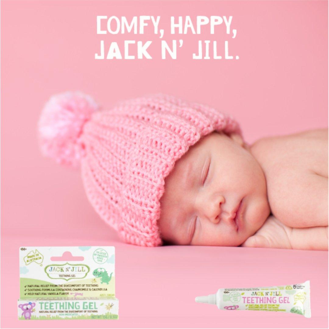 Image result for jack n jill teething gel