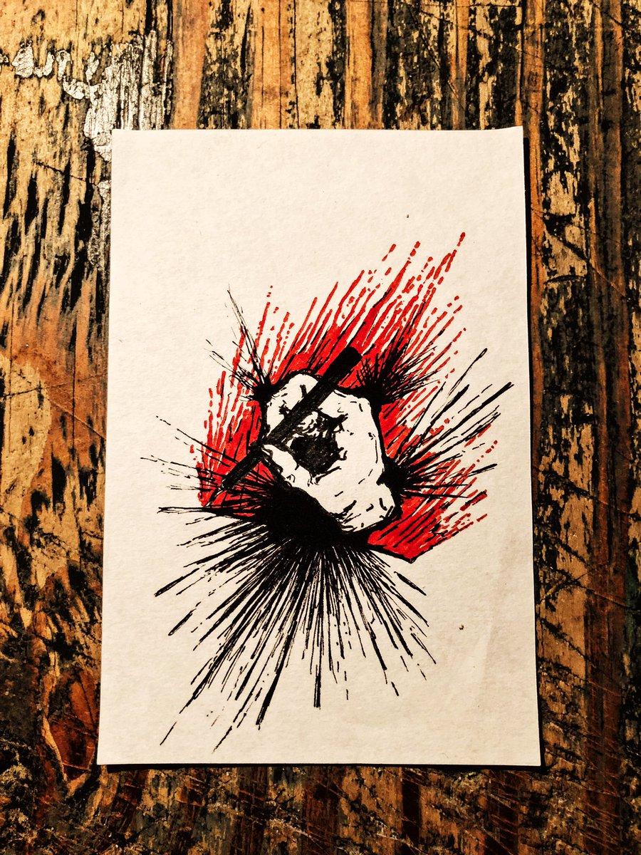 DtdDI eXQAAjSs  - Trash Polka Tattoo Art