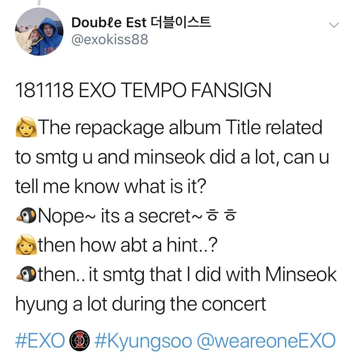 EXO - Love Shot [5th Repackaged Album] Group Teaser : kpop
