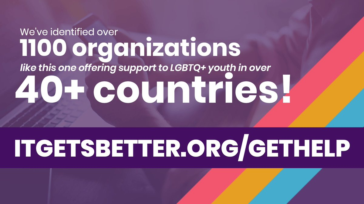 Image result for it gets better.org