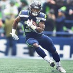 Chris Carson Twitter Photo