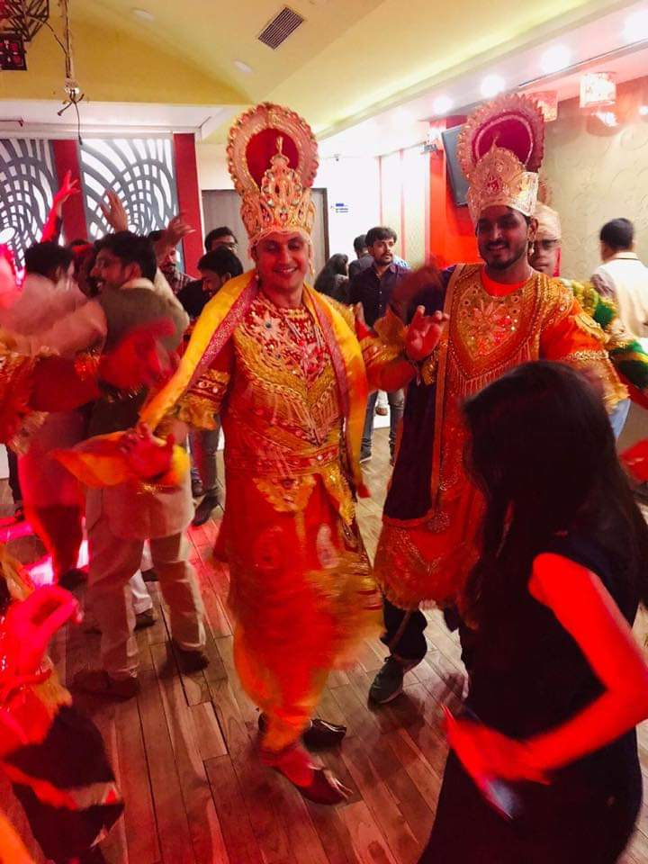 test Twitter Media - Glimpses of #Themetic Afterparty. #WCAhmedabad #Ahmedabad Thanks for being a Maharaja and Maharani. https://t.co/Adu6nBlf3w