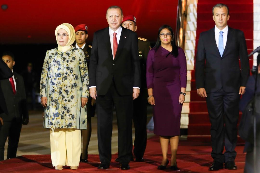 La visita a Venezuela traerá mejores relaciones — Turquía