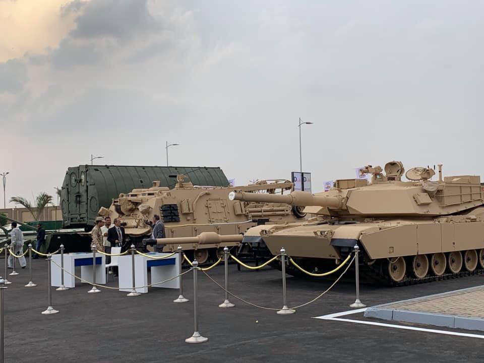 معرض مصر الأول للصناعات الدفاعية والعسكرية EDEX-2018 - صفحة 3 Dte5H8cX4AA0Yfu