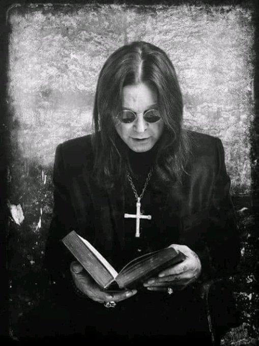 Happy 70th birthday to the godfather of heavy metal... Mr Ozzy Osbourne.