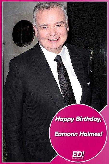 New post (Happy 59th Birthday Eamonn Holmes!) has been published on Fsbuq -