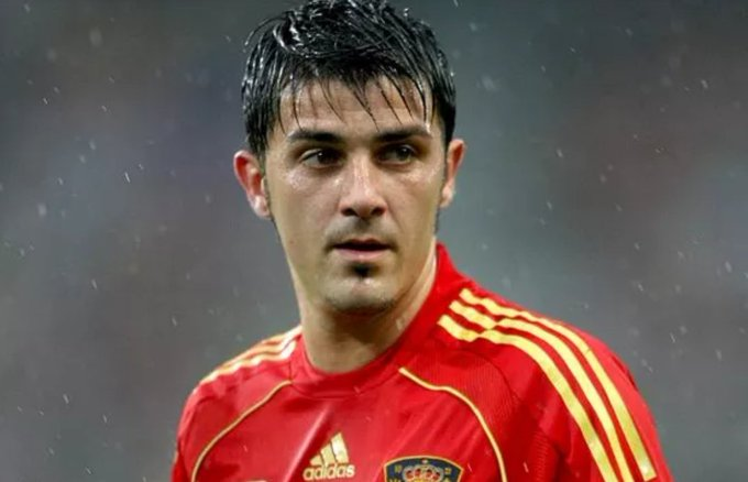 Happy Birthday To David Villa!