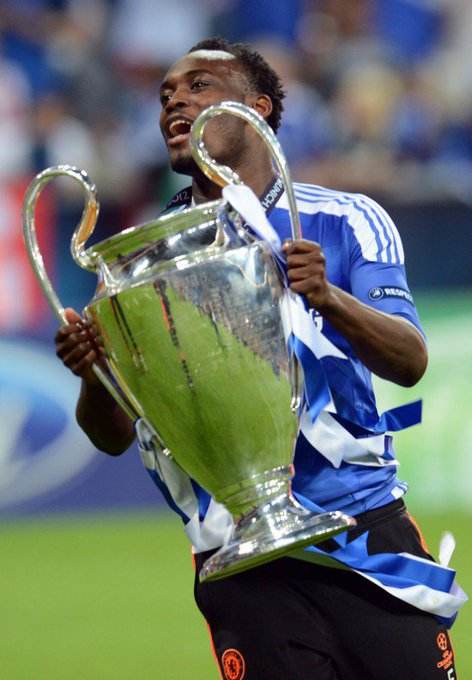 Happy birthday to Michael Essien who turns 36 today.
