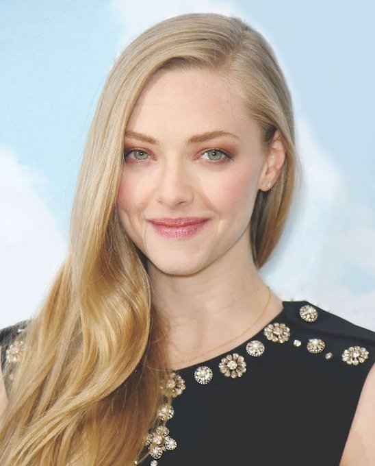 Happy birthday to the beautiful actress,Amanda Seyfried,she turns 33 years today