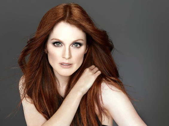 Born today... Happy birthday, Julianne Moore -
