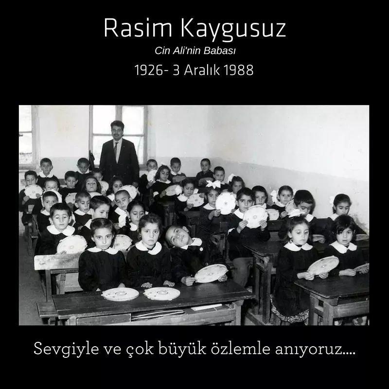 Ankara Ayaş'lı Öğretmen Rasim Kaygusuz'un hayat hikayesi: ile ilgili görsel sonucu