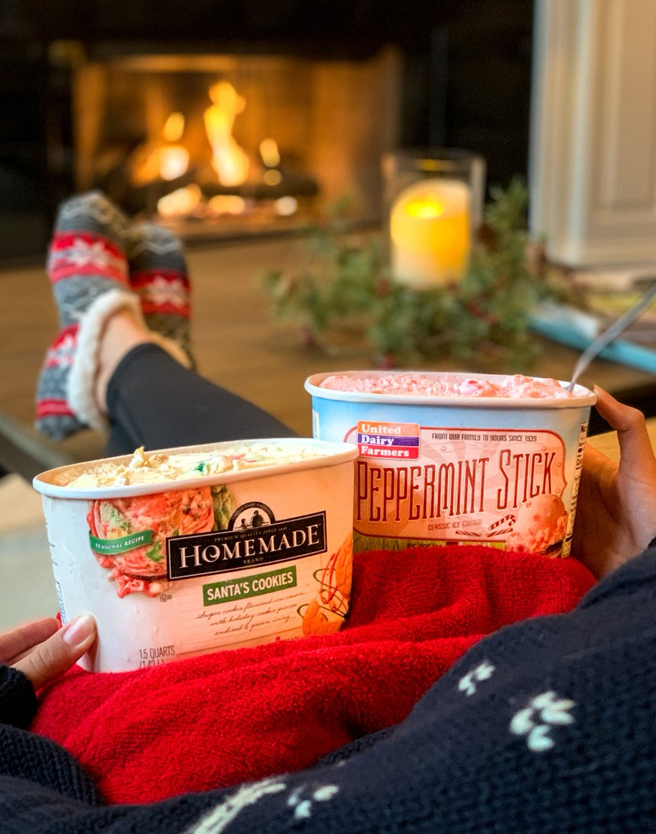 United Dairy Farmers On Twitter Warm Cozy Check Spoons Check