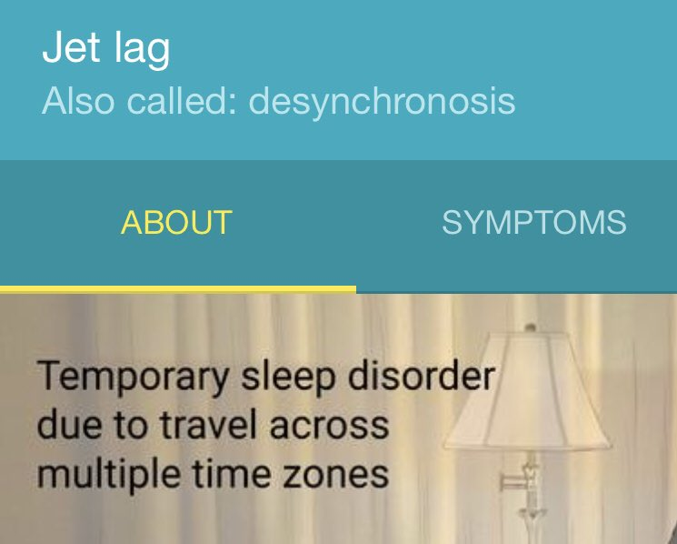 محمد الفهيد M Alfohid Twitterissa مصطلح Jet Lag يطلق على حالة عدم انتظام النوم بعد السفر بين أماكن مختلفة النطاق الزمني هل يقابلها مصطلح بالعربي أو هل له
