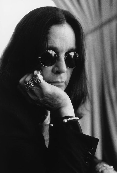 The rock and roll legend Ozzy Osbourne turns 70 today  Happy 70th Birthday Ozzy!