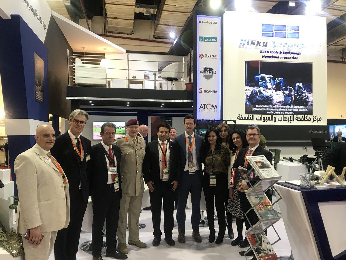 معرض مصر الأول للصناعات الدفاعية والعسكرية EDEX-2018 - صفحة 3 DtfAFvbXQAAWHy9