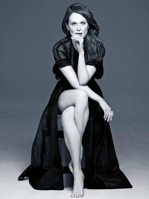 HAPPY BIRTHDAY JULIANNE MOORE - 03. December 1960. Fayetteville, North Carolina, USA