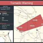 Image for the Tweet beginning: Tornado Warning including Lake City