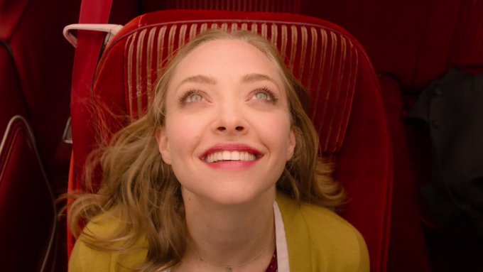 Happy birthday to Amanda Seyfried (Rebecca \Becky\ Burnett)!