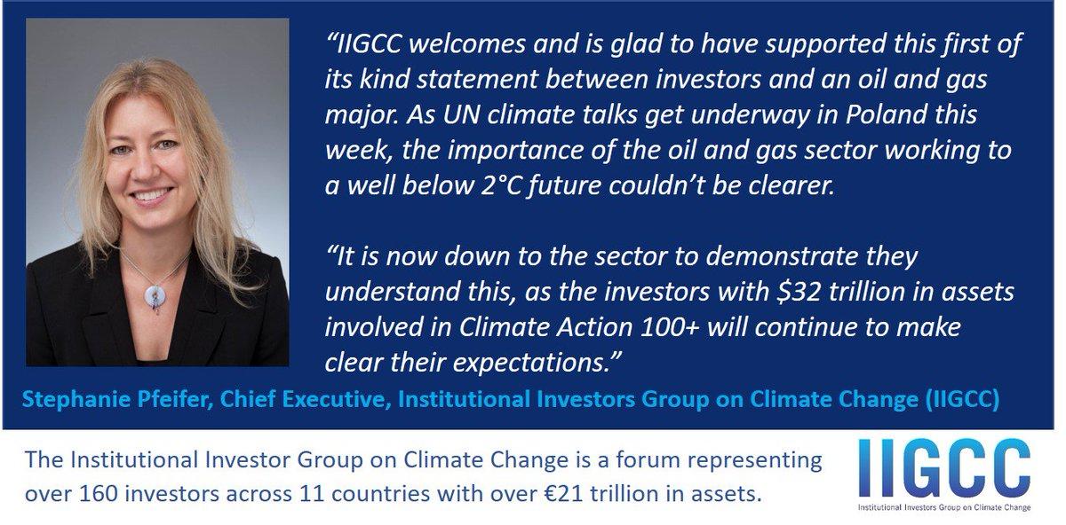 IIGCC on Twitter: