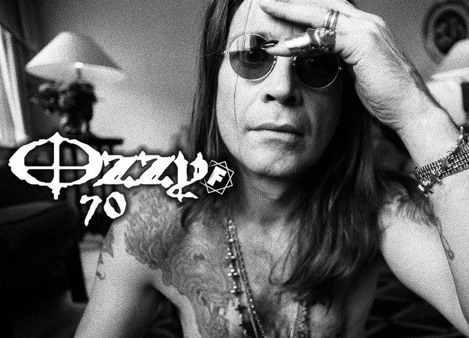 Happy 70th birthday Ozzy! Read how  influenced