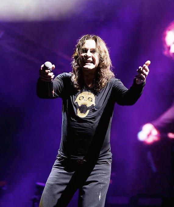 Happy 70th Birthday to my heavy metal hero, Ozzy Osbourne!
