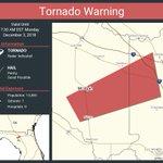 Image for the Tweet beginning: Tornado Warning including McAlpin FL