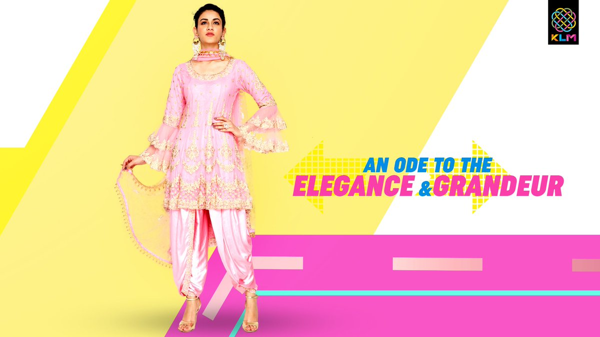 8fa924d173 Style yourself with #partywear designer #salwarkameez from #KLMFasionMall  in humongous styles, colors