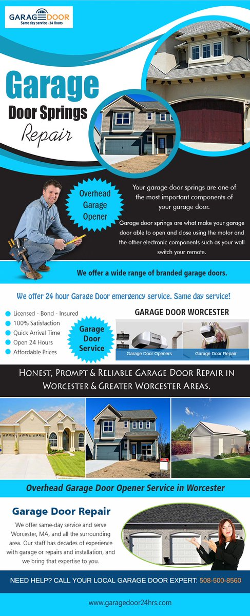 garage door repair services Near Worcester (@garagedoor_inst) | Twitter